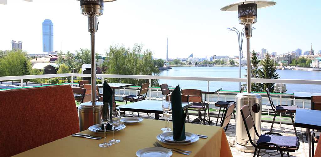 Летнее кафе в Екатеринбурге | Кафе Летняя Веранда