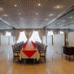 Банкетный зал Зеркальный, ресторанный комплекс Космос