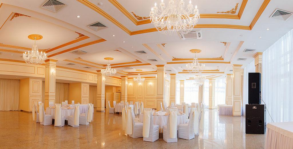 Большой банкетный зал Екатеринбург | Ресторанный комплекс Космос